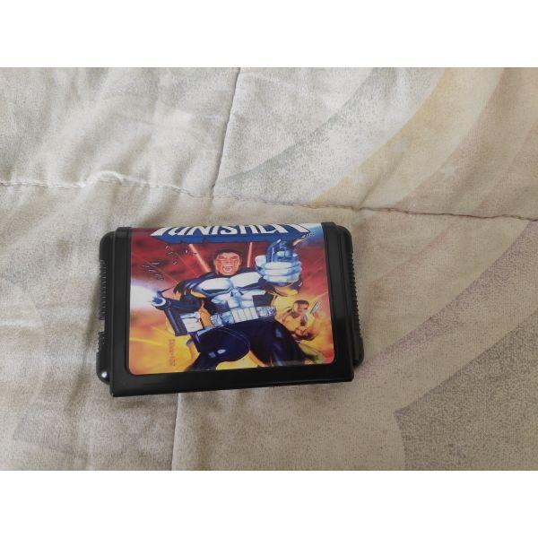 pechnidi - The Punisher - Sega Mega Drive Genesis