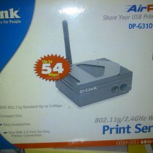 print server dlink DP-g310