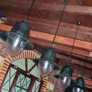 φώτα μπαρ  οροφής κρεμαστά