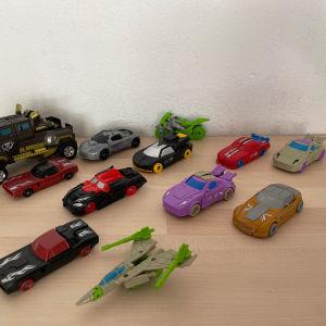 αυτοκινητα τύπου transformer