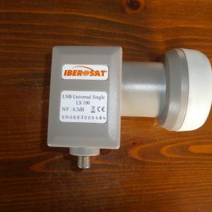 Δορυφορικό μάτι LNB LS100 IBEROSAT
