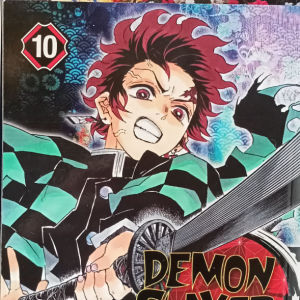 Manga προς πώληση - Demon slayer