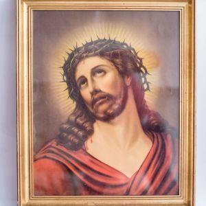 Αντίγραφο εικόνας Χριστού (δυτικής τεχνοτροπίας)