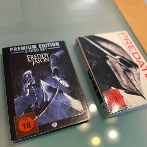 PREDATOR Collection & FREDDY vs JASON