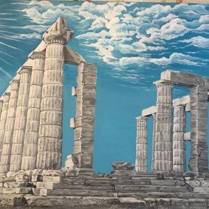 Πίνακας Ζωγραφικής Ακρυλικό σε καμβά 100x70