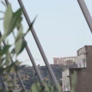 Προνομιακό studio 4ου ορόφου στον Κεραμεικό με θέα την Ακρόπολη