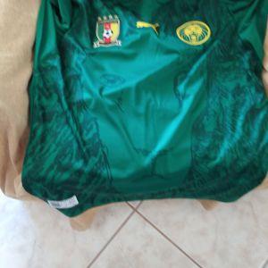 Εμφάνιση Εθνικής Cameroon
