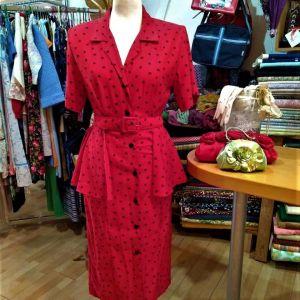 Vintage φόρεμα 80s