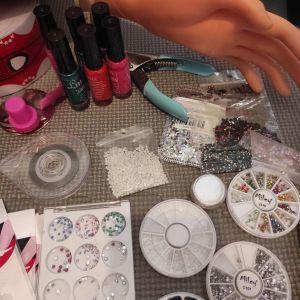 Προϊόντα για νύχια