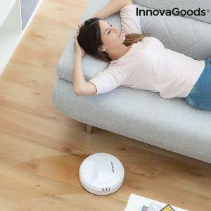 Ρομπότ Έξυπνη Ηλεκτρική Σκούπα Rovac 1000 InnovaGoods Λευκή