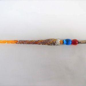 Πένα καλλιγραφίας  από γυαλί Murano.