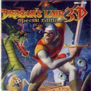 DRAGONS LAIR 3D - PS2