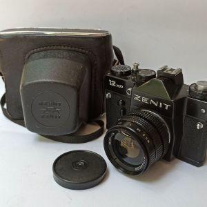 Φωτογραφικη Καμερα zenit 12 XP με την θήκη της