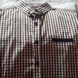 Ανδρικο καρο πουκάμισο