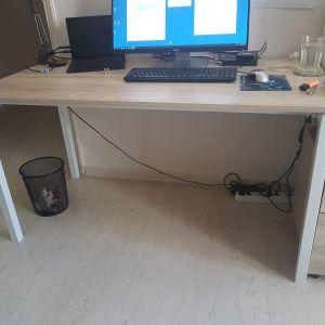 γραφείο & συρταριέρα γραφείου (καινούργια)