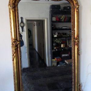 Καθρέφτης μεγάλος Αντίκα
