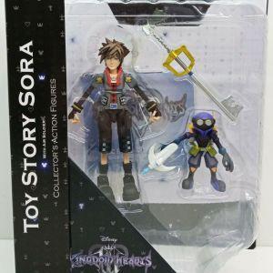 DIAMOND SELECT Kingdom Hearts 3 Action Figures 18 cm Series 2 - Toy Story Sora