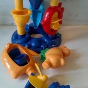 παιχνιδι παραλιας