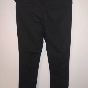 Emporio Armani παντελόνι σκούρο μπλε