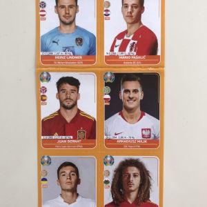 Panini ΑΥΤΟΚΟΛΛΗΤΑ UEFA EURO 2020