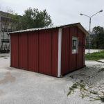 Γραφείο κοντεινερ μεταλλικό box