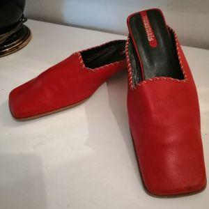 Γυναικεία παπούτσια δέρμα 40 νούμερο