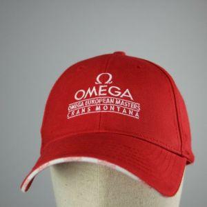 Καπέλο OMEGA Luxury VIP Golf European Masters Grans Montana, Swiss Limited Edition