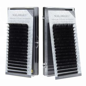 βλεφαριδες Nagaraku. eyelashes extension