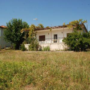 Χαλκιδική. Δήμος Αριστοτέλη. Μεγάλη Παναγία. Πωλείται Οικία 85 τμ εντός Οικοπέδου 1.240 τμ
