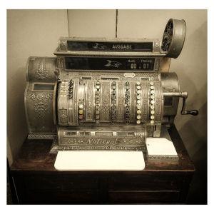 Ταμειακή μηχανή National του 1910