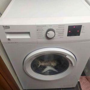 Πωλείται πλυντήριο beko 8κιλο ενός χρόνου! Έχει τουλάχιστον ένα ακόμα χρόνο εγγύηση!