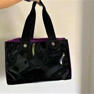 Τσάντα ώμου/χειρός DKNY μαύρη