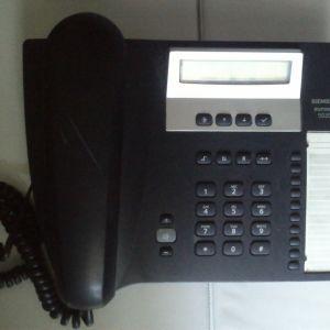 συσκευες σταθερης τηλεφωνιας 5 ευρω η μια