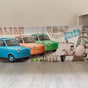 Πινακας με θεμα Ιταλια