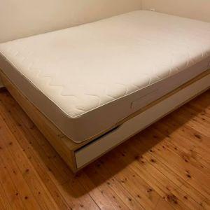 Κρεβάτι - Στρώμα