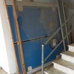Πωλείται Πόρτα βιομηχανική τύπου Φλιπ-Φλαπ για ψυκτικούς θαλάμους και θαλάμους συντήρησης