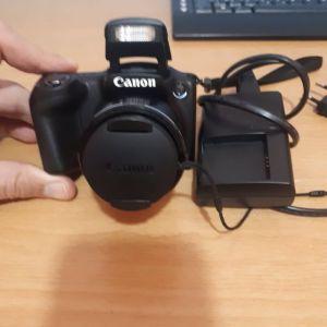 Camera Canon Powershot SX410 ΑΡΙΣΤΗ ΚΑΤΑΣΤΑΣΗ