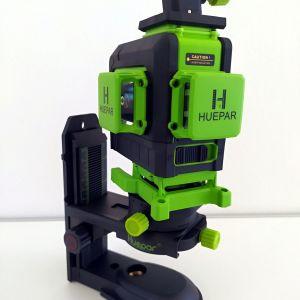 Aλφάδι λέιζερ HUEPAR 3D υψηλής ποιότητα κατασκευής και ακρίβεια με δώρο