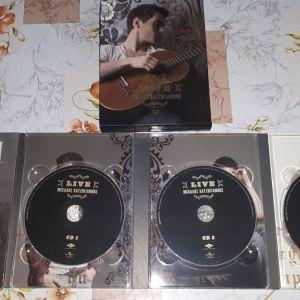Χατζηγιάννης - Βανδή Φοίβος 3πλα CDs