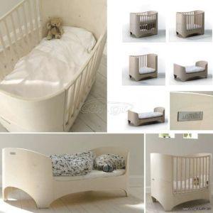 Κούνια-Κρεβάτι -Παιδικό  LEANDER