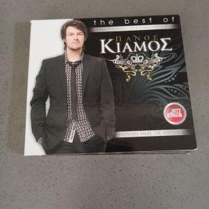 The Best Of Πάνος Κιάμος [CD Album]