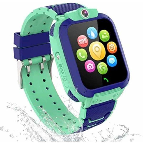 Smartwatch me koumpi GPS ke SOS