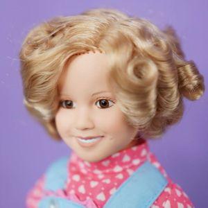 Κούκλα βινυλίου Shirley Temple από ΗΠΑ