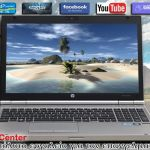 Hp Elitebook 8560p i5-2510 / 8GB RAM / 256 SSD / CAMERA / 15,6 Oθόνη.