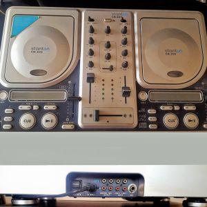 StantOn CM 205 Duble CD Player DJ's