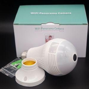 Bulb Light Lamp 960P HD WIFI IP Camera Security CCTV Video Monitor /TF Card