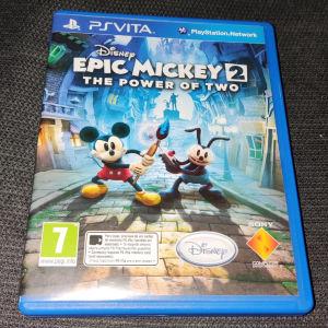 epic mickey 2 ps vita