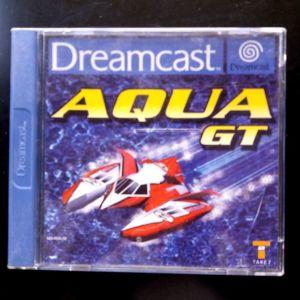 Aqua GT Dreamcast game