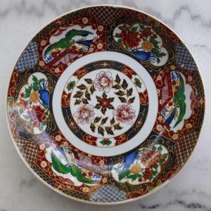 Ασιατικο πιατο vintage hand made