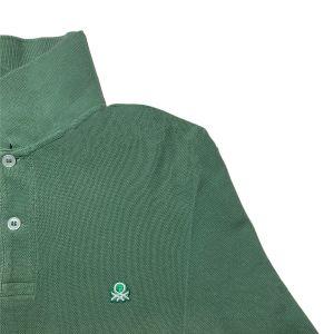μακρυμάνικο μπλουζάκι Benetton